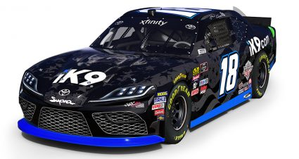 Joe Gibbs Racing expands partnership with Xtreme Concepts for 24 races