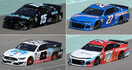 Four teams penalized for manipulating results of Homestead-Miami finale