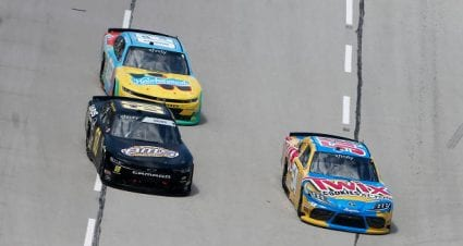 Brandon Brown finishes 10th at Texas Motor Speedway