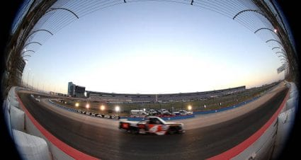Raphael Lessard finishes 12th at Texas Motor Speedway