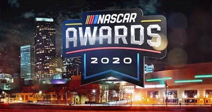 NASCAR pays tribute to champions, other honorees in 2020 Awards special