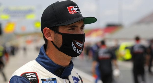 Tanner Gray returns as David Gilliland Racing sets driver-crew chief pairings