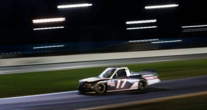 Riley Herbst drives No. 17 Ford F-150 to fifth-place finish at DAYTONA Road Course