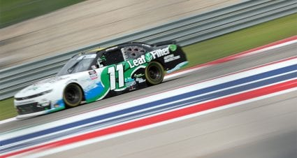Penalty report: One Xfinity Series team docked for lug-nut issue at COTA
