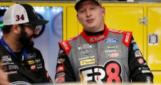 Michael McDowell<br/>Odds for 2021 All-Star Race: 100-1