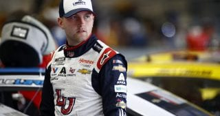William Byron<br/>Odds for 2021 All-Star Race: 12-1