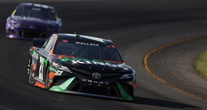 Bubba Wallace scores 23XI Racing's first top five at Pocono: 'Today shows what we can do'