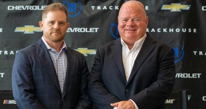 Trackhouse Racing Team reveals it will acquire Chip Ganassi Racing's NASCAR operation