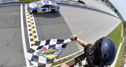 Chase Elliott surges to Cup Series win at Road America