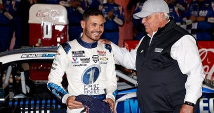 Rick Hendrick evolves stance on drivers racing in outside series: 'I'm all for it if it's something they want'
