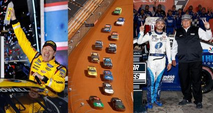 Off-week reflections: Highlights from 2021 NASCAR Cup Series season — so far