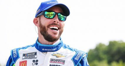 Trackhouse taps Chastain as second Cup Series driver for 2022