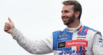 DiBenedetto on top-five run at Indy, recent consistency: 'We can do great things'