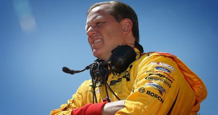 Going out on top: Crew chief Todd Gordon stokes Cup title hopes in final season