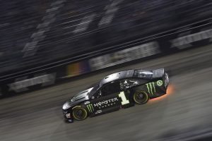 BRISTOL, TENNESSEE - JULY 15: Kurt Busch, driver of the #1 Monster Energy Chevrolet, drives during the NASCAR Cup Series All-Star Race at Bristol Motor Speedway on July 15, 2020 in Bristol, Tennessee. (Photo by Jared C. Tilton/Getty Images) | Getty Images