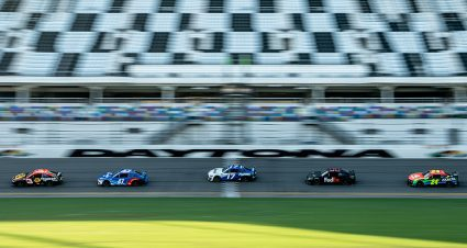 NASCAR, along with eight drivers, completes two-day Next Gen test at Daytona