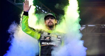 Pushing for Phoenix: Ryan Blaney confident in No. 12 team's title chances