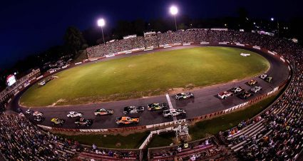 Next Gen tire tests planned for Bowman Gray Stadium, Wythe dirt track