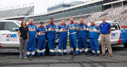 NASCAR and GMR extend partnership of emergency response system