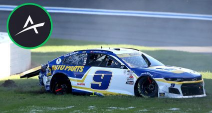 The Action Network: How to bet Chase Elliott vs. Kevin Harvick